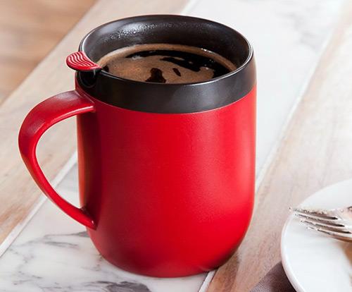 Кофе в термосе